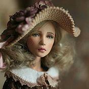 """Авторская шарнирная кукла """"Эмилия"""". Ira Okulik (ira-lelio)"""
