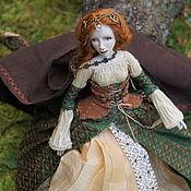 Хельга, коллекционная кукла. Ольга Дрязгова (dollfairytale)