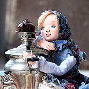 Авторская кукла Марфушечка. Мария Корнилова (KornilovaMaria)