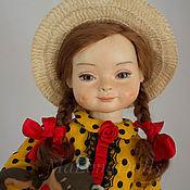 Кристина, коллекционная кукла. MaLenaDolls