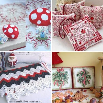 Коллекция Украшаем дом к Рождеству!