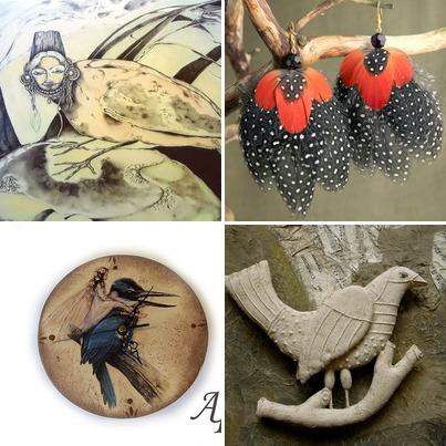 Синяя птица сюжет красная книга крыма