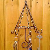 Для дома и интерьера ручной работы. Ярмарка Мастеров - ручная работа Ключница зонтик. Handmade.