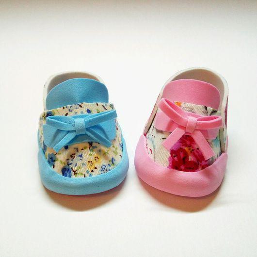 Куклы и игрушки ручной работы. Ярмарка Мастеров - ручная работа. Купить Обувь для кукол 4-6см. Handmade. Обувь для куклы