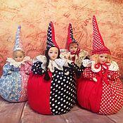 Куклы и игрушки ручной работы. Ярмарка Мастеров - ручная работа Игольницы. Handmade.