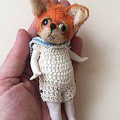 Куклы и игрушки ручной работы. Ярмарка Мастеров - ручная работа Sea Fox. Handmade.