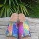 Обувь ручной работы. Сабо из питона. Paradise Bali. Интернет-магазин Ярмарка Мастеров. Сабо, босоножки летние, питон
