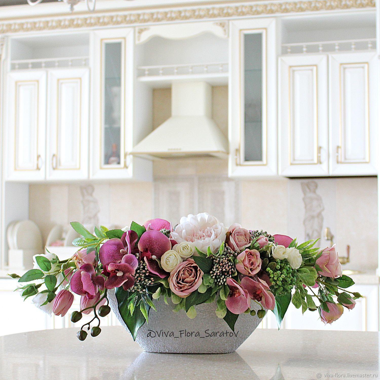 """Букет цветов в вазе """"Эмелина"""", Композиции, Энгельс, Фото №1"""