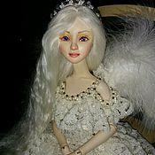 """Куклы и игрушки ручной работы. Ярмарка Мастеров - ручная работа Авторская шарнирная кукла """"Ангел"""". Handmade."""