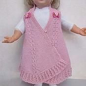 Одежда детская handmade. Livemaster - original item A sundress for a girl, for a height of 80-86 cm. Handmade.