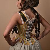 """Одежда ручной работы. Ярмарка Мастеров - ручная работа Корсет """"Елизавета"""". Handmade."""