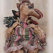 Куклы и игрушки ручной работы. Ярмарка Мастеров - ручная работа Дракоша Земляная. Handmade.