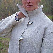 """Одежда ручной работы. Ярмарка Мастеров - ручная работа Пальто """"В предверии зимы"""". Handmade."""