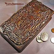 Для дома и интерьера handmade. Livemaster - original item Copernica Box SEASIDE TOWN. Handmade.