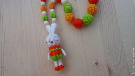 Слингобусы - оригинальный и полезный подарок для мамы и малыша.Слингобусы Зайчик выполняются на заказ.