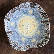Посуда ручной работы. Ярмарка Мастеров - ручная работа Винсент. Handmade.