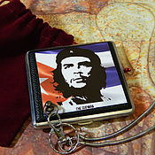 Сувениры и подарки handmade. Livemaster - original item Cigarette case for 20,30 cigarettes with symbols of the USSR