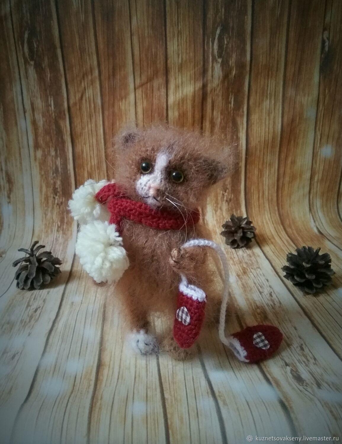 Варежка, Мягкие игрушки, Северодвинск,  Фото №1