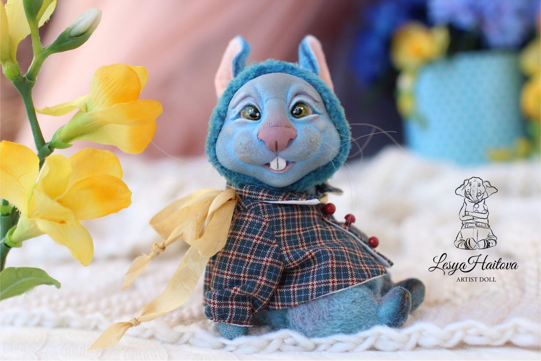 Кроляш Биха, Мягкие игрушки, Санкт-Петербург,  Фото №1