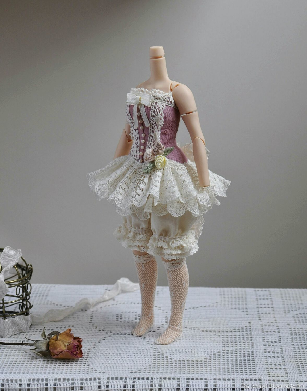 Одежда для кукол Блайз. Корсет для Блайз, Одежда для кукол, Таганрог,  Фото №1