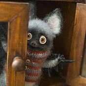 Куклы и игрушки ручной работы. Ярмарка Мастеров - ручная работа Летучий Мыш. Handmade.