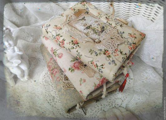 Блокноты ручной работы. Ярмарка Мастеров - ручная работа. Купить Блокноты винтажные. Handmade. Комбинированный, винтаж