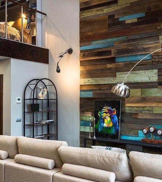 Дизайн интерьеров ручной работы. Ярмарка Мастеров - ручная работа. Купить Стеновые панели из дерева панно на стену. Handmade. масло