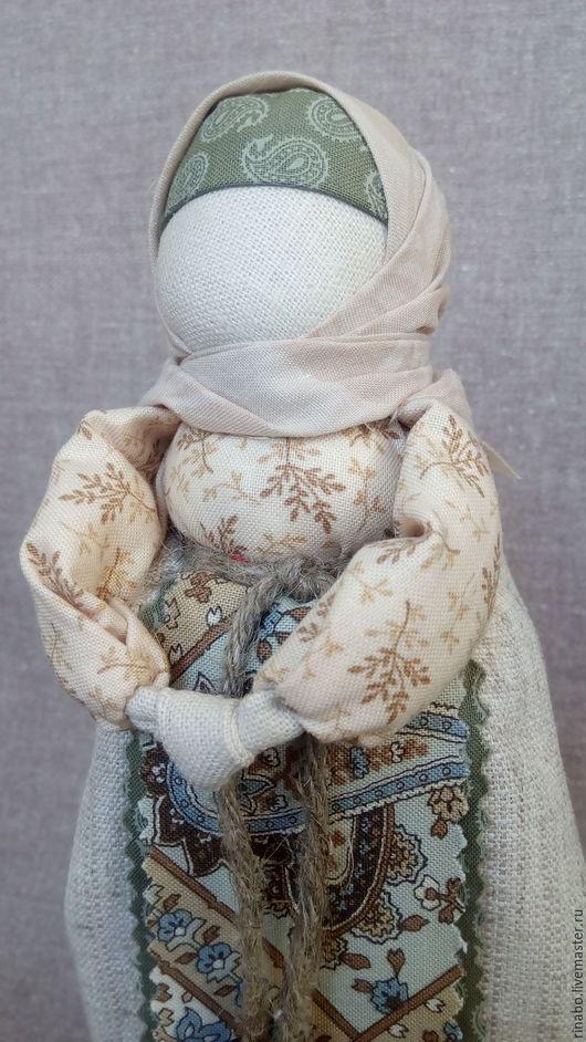 """Народные куклы ручной работы. Ярмарка Мастеров - ручная работа. Купить Кукла на беременность """"На сносях..."""". Handmade. Комбинированный"""