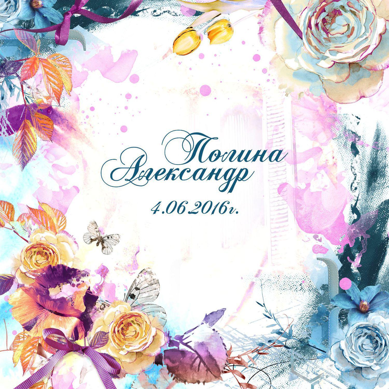 Приглашения на свадьбу ручной работы в Москве и Санкт 96