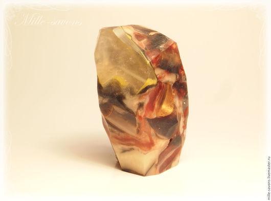 Мыло ручной работы. Ярмарка Мастеров - ручная работа. Купить Мыльный камень. Handmade. Комбинированный, мыло сувенирное, каменное мыло