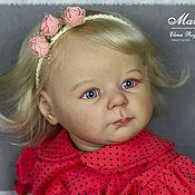 Куклы и игрушки handmade. Livemaster - original item Doll reborn Marley-2 (by Ann Timmerman). Handmade.