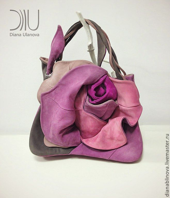 Роза бутон – заказать на Ярмарке Мастеров – 30NK1RU | Классическая сумка, Санкт-Петербург