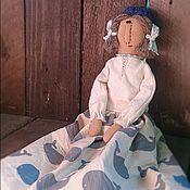 Куклы и игрушки ручной работы. Ярмарка Мастеров - ручная работа Кукла авторская Соня. Handmade.