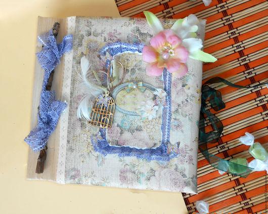 """Фотоальбомы ручной работы. Ярмарка Мастеров - ручная работа. Купить фотоальбом """"Божественные мгновения"""". Handmade. Комбинированный, фотоальбом ручной работы"""