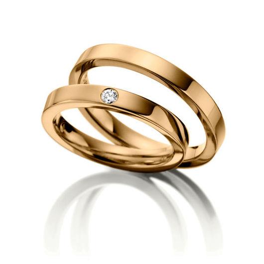 Свадебные украшения ручной работы. Ярмарка Мастеров - ручная работа. Купить Обручальные кольца Klaudio 17-062 NEW. Handmade.