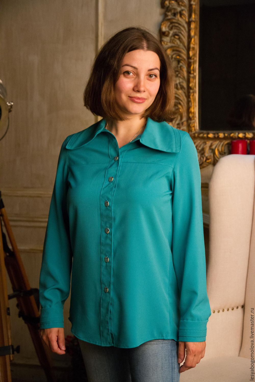 Изумрудная Блузка Доставка