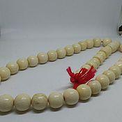 Сувениры и подарки handmade. Livemaster - original item Rosary 33 beads - big. Handmade.