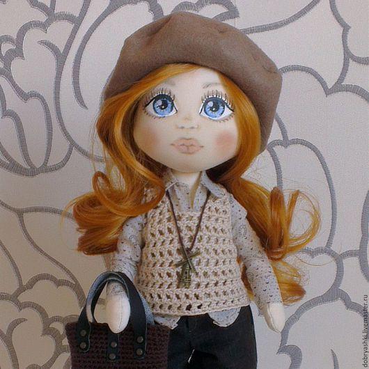 Коллекционные куклы ручной работы. Ярмарка Мастеров - ручная работа. Купить Кукла ручной работы. Handmade. Кукла ручной работы