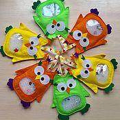Куклы и игрушки handmade. Livemaster - original item Isoloci
