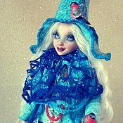 Куклы и игрушки handmade. Livemaster - original item Frost`s. OOAK. Jointed doll copyright. Handmade.