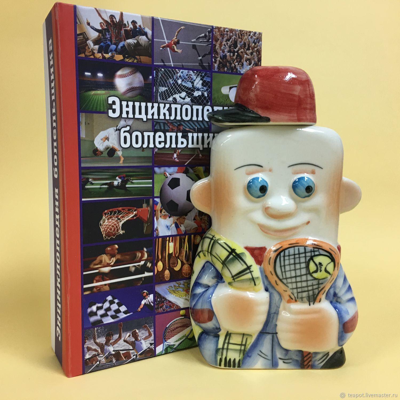 Tennis Player: The Fan's Encyclopedia set, Sports souvenirs, Moscow,  Фото №1