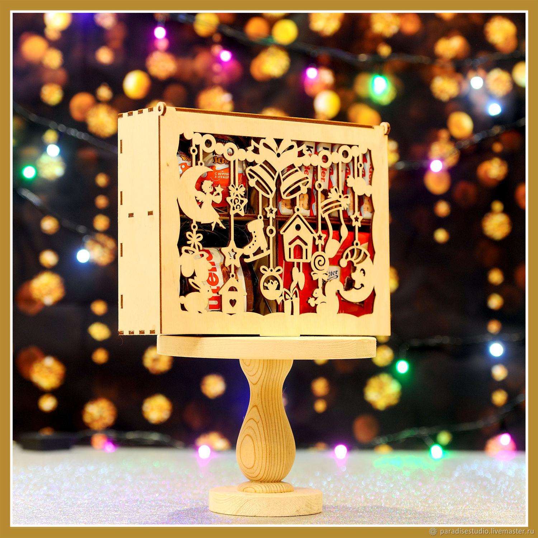 Christmas boxes, Box, Kotlas,  Фото №1