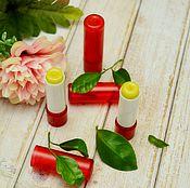 """Косметика ручной работы. Ярмарка Мастеров - ручная работа Защитный, восстанавливающий бальзам для губ """"Healer"""". Handmade."""