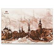 Материалы для творчества handmade. Livemaster - original item Tablet for watercolor