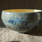 Посуда ручной работы. Ярмарка Мастеров - ручная работа Чаша керамическая. Handmade.