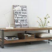 Для дома и интерьера handmade. Livemaster - original item thumbs: Low Cabinet in loft style. Handmade.