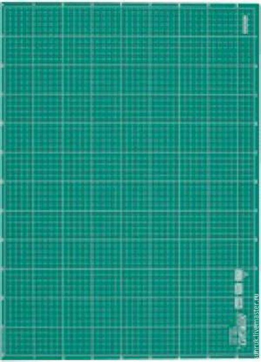 Другие виды рукоделия ручной работы. Ярмарка Мастеров - ручная работа. Купить Мат для пэчворка 60 х 90 см, OLFA. Handmade.