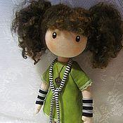 Куклы и игрушки ручной работы. Ярмарка Мастеров - ручная работа Кукла СИМОНА. Handmade.