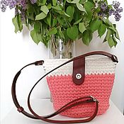 Сумки и аксессуары handmade. Livemaster - original item Bag cross body. Handmade.