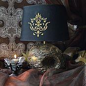 """Для дома и интерьера ручной работы. Ярмарка Мастеров - ручная работа Светильник """"Будуар"""". Handmade."""